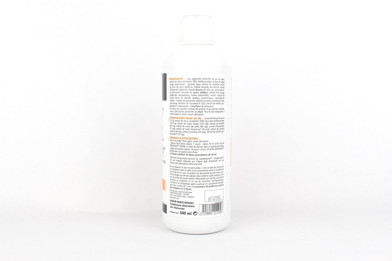 Minceur Active veinosvelt Drink fruits rouges - 500 mL