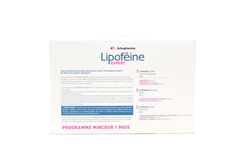 Lipoféine Expert de Arkopharma sur 1001pharmacies