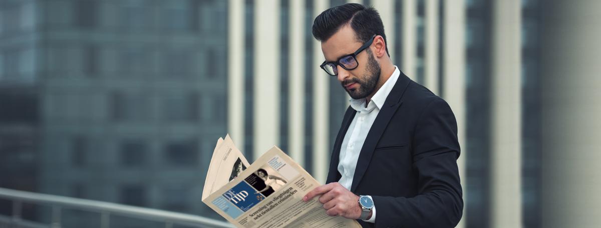 Neem een abonnement op De Tijd, dé zakenkrant van België | De Tijd