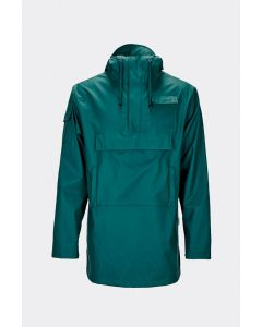 Rains Camp Anorak Teal