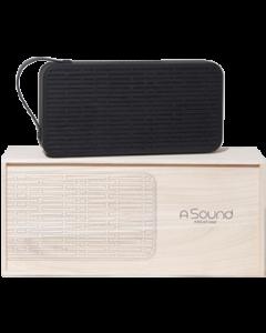 KREAFUNK Asound Black Bluetooth Speaker