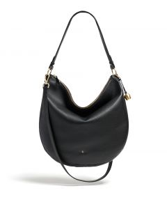 Bell and Fox Black Hobo Bag