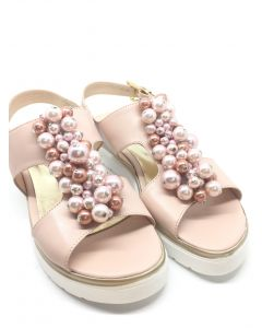Marco Moreo 5118 Pink Pearl Sandal