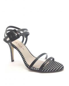 Marian 54615 Black/White Sandal