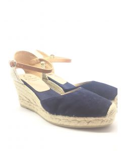 Kanna K1812 Navy Wedge