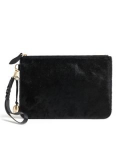 Bell and Fox Black Pony Clutch