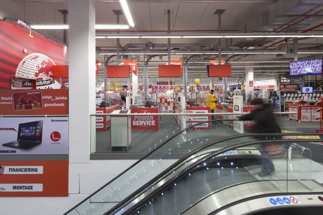 Mg Retail Mechelen B