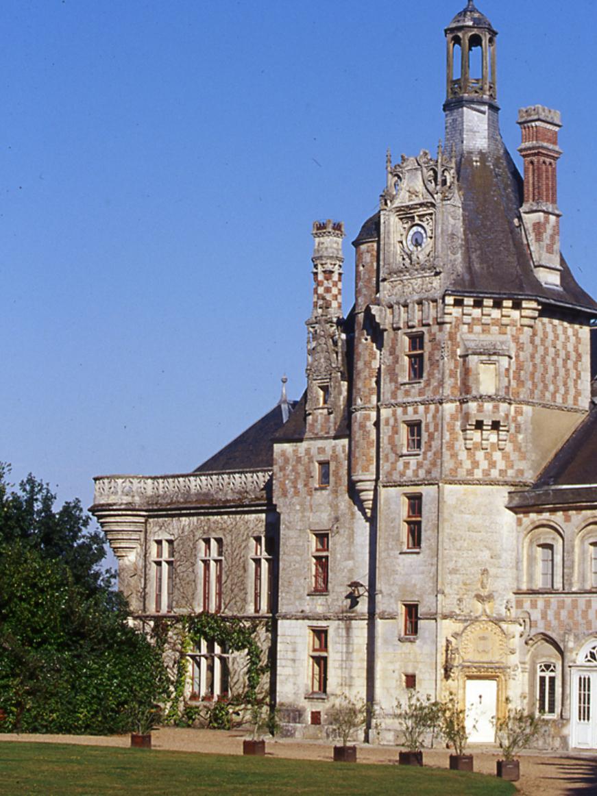 Patrick FORGET - www.sagaphoto.com - Le château de Montigny