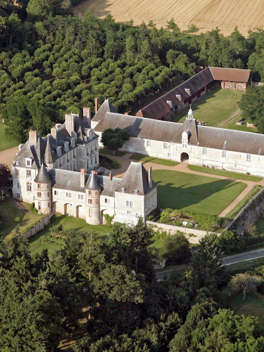 © Patrick Forget www.sagaphoto.com  - Les Bois de Moléans - Saint Maur sur le Loir