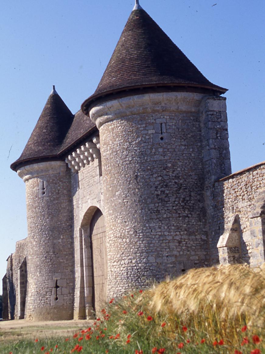 Patrick FORGET - www.sagaphoto.com - L'abbaye de Nottonville