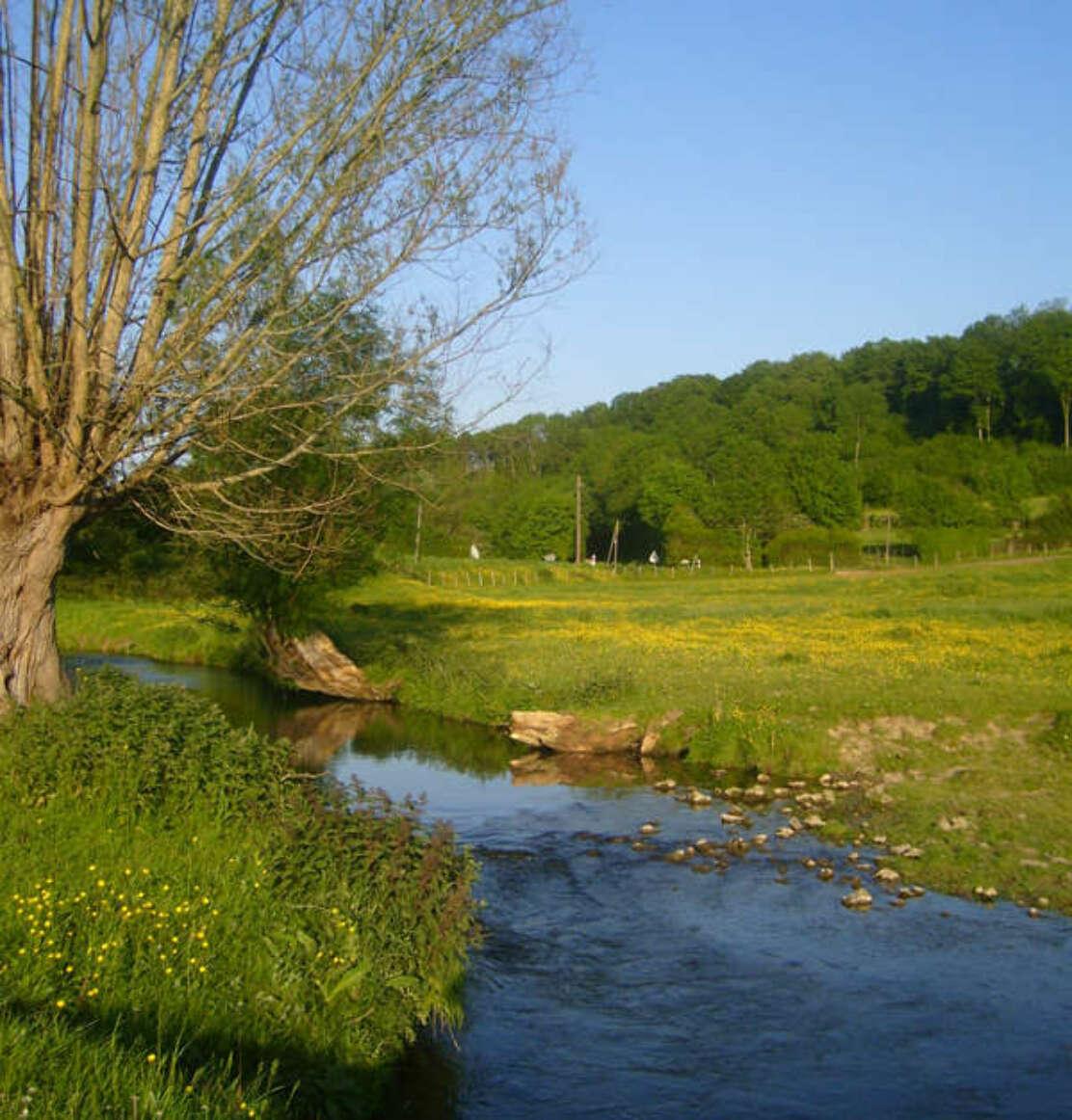 Parc Naturel Régional du Perche - Vallée de la Berthe