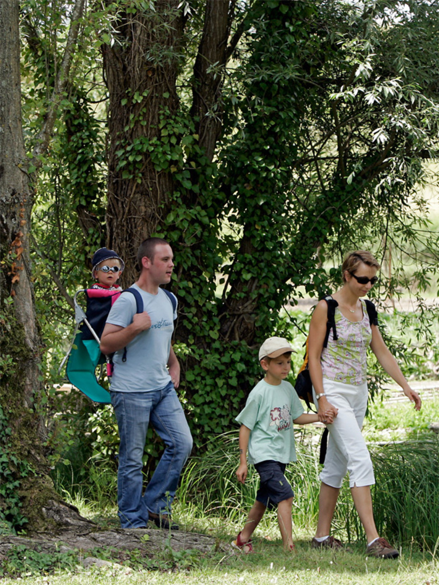 © Patrick FORGET - www.sagaphoto.com - La vallée de l'Yerre