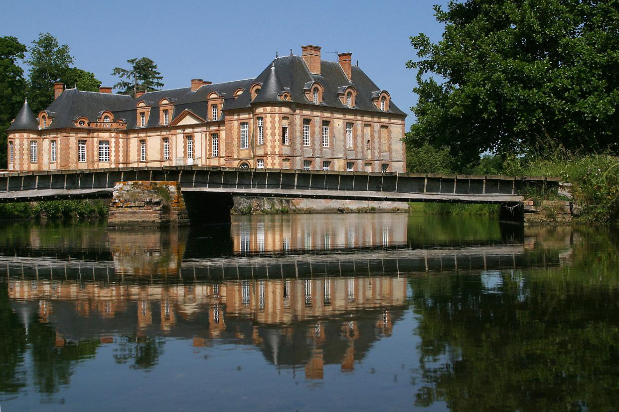 Patrick Forget - Château de Montigny-sur-Avre