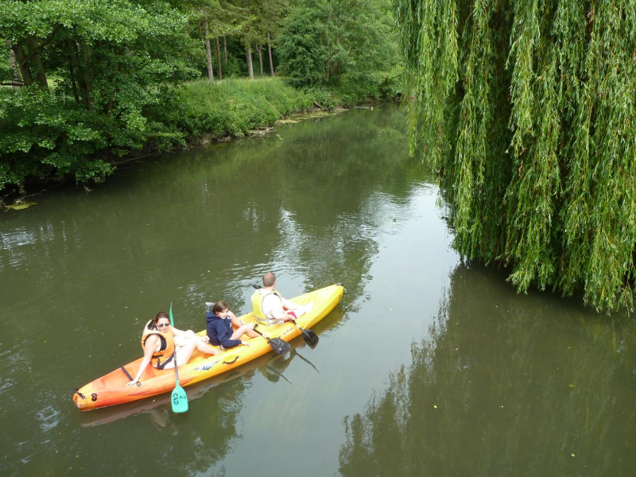 CND - Les moulins à eau sur l'Eure