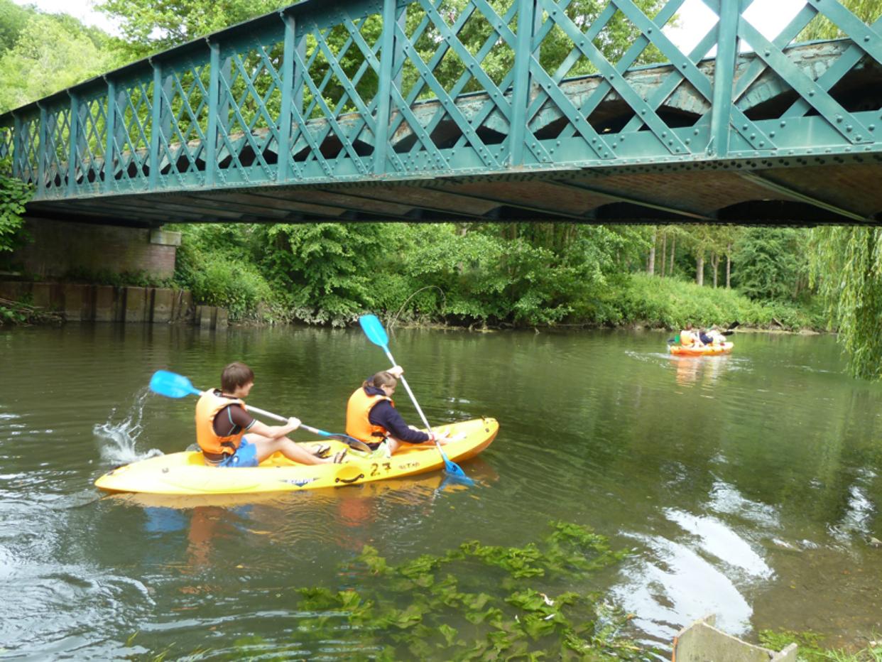 CND - Au fil de l'Eure en canoë-kayak