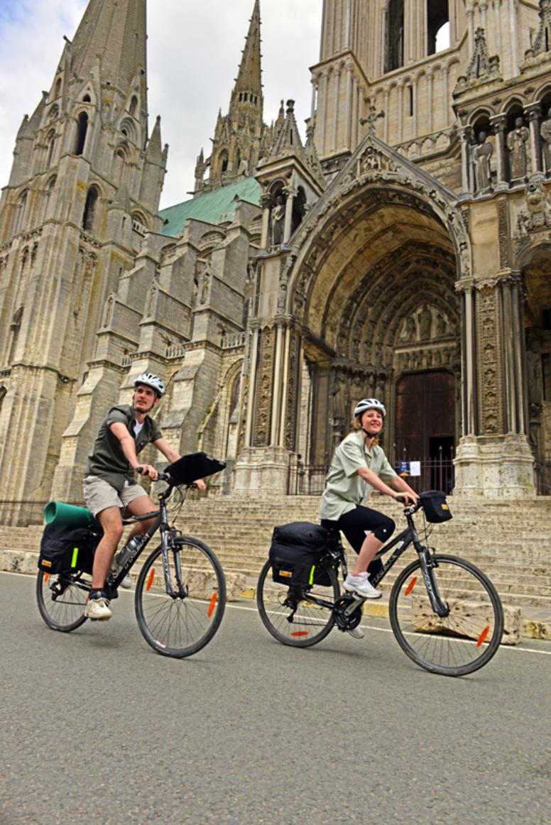 © Patrick FORGET - www.sagaphoto.com - Chartres et la vallée royale de l'Eure - Chartres