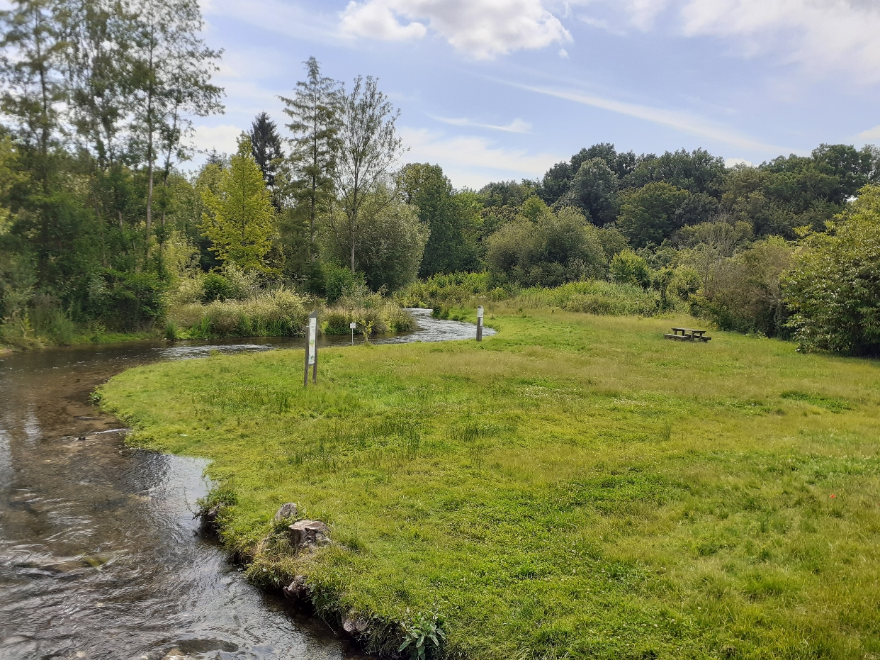 CD28 - Sentier nature Romilly sur Aigre