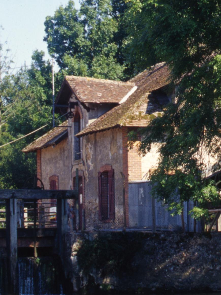 Patrick Forget -Eure-et-Loir Tourisme - Le moulin de Courgain - Châteaudun