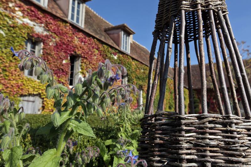 © Patrick FORGET - www.sagaphoto.com - Jardin médiéval de Bois-Richeux