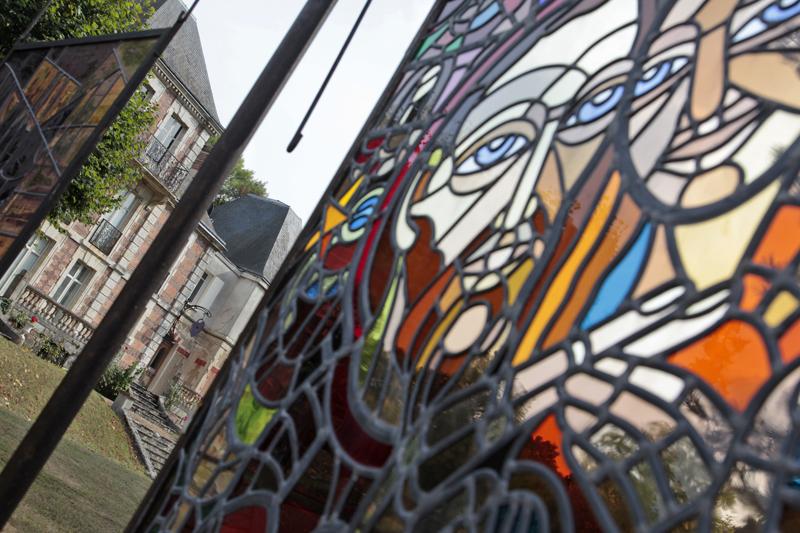 Patrick FORGET - www.sagaphoto.com - Ateliers Loire - Lèves