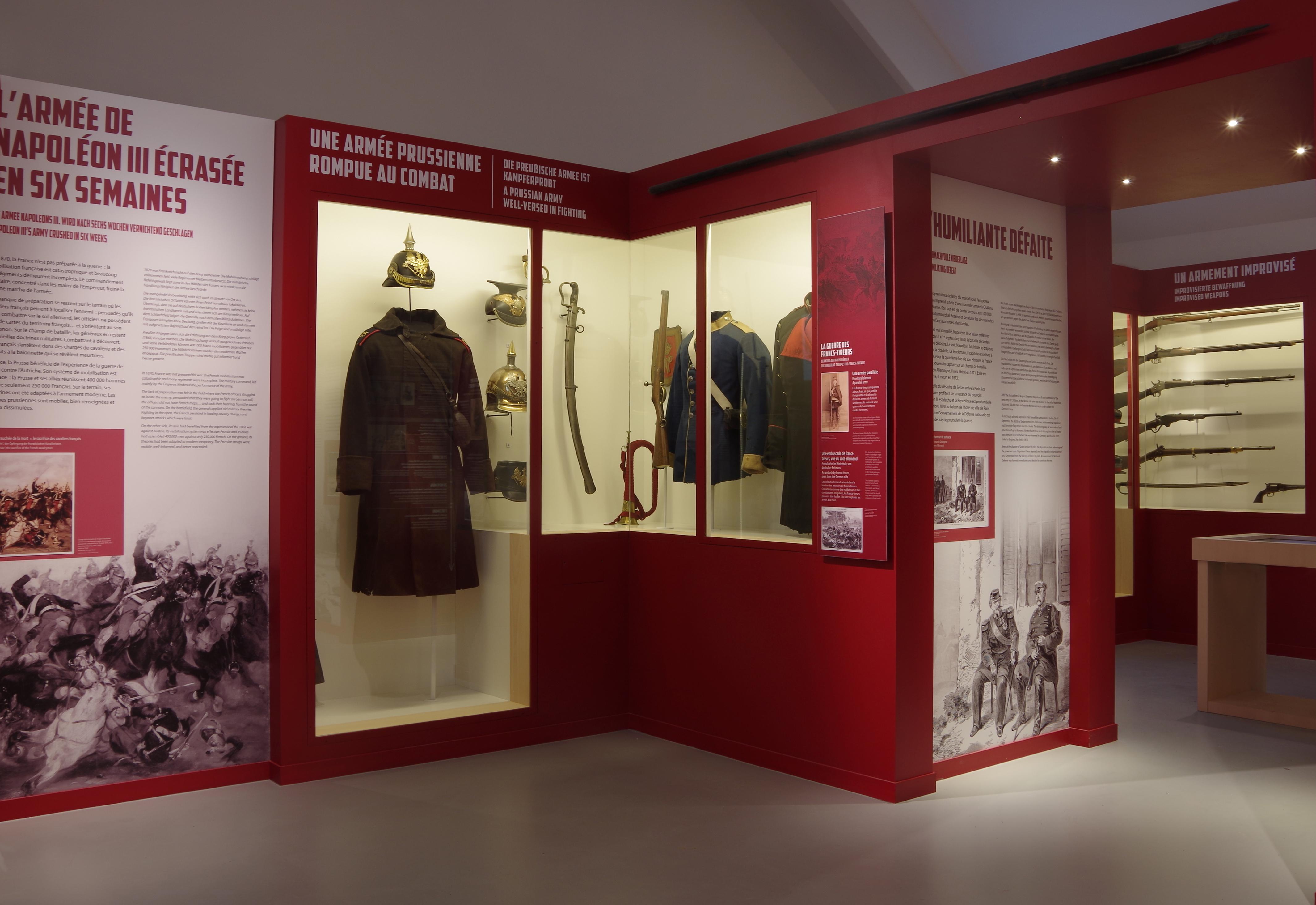 Musée de la guerre de 1870 - Loigny-la-Bataille - Musée de la guerre de 1870 - Loigny-la-Bataille