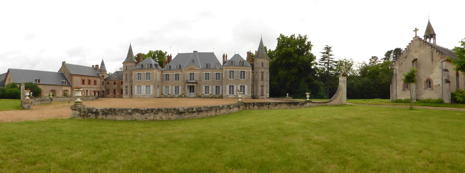 Château de Cambray - Château de Cambray