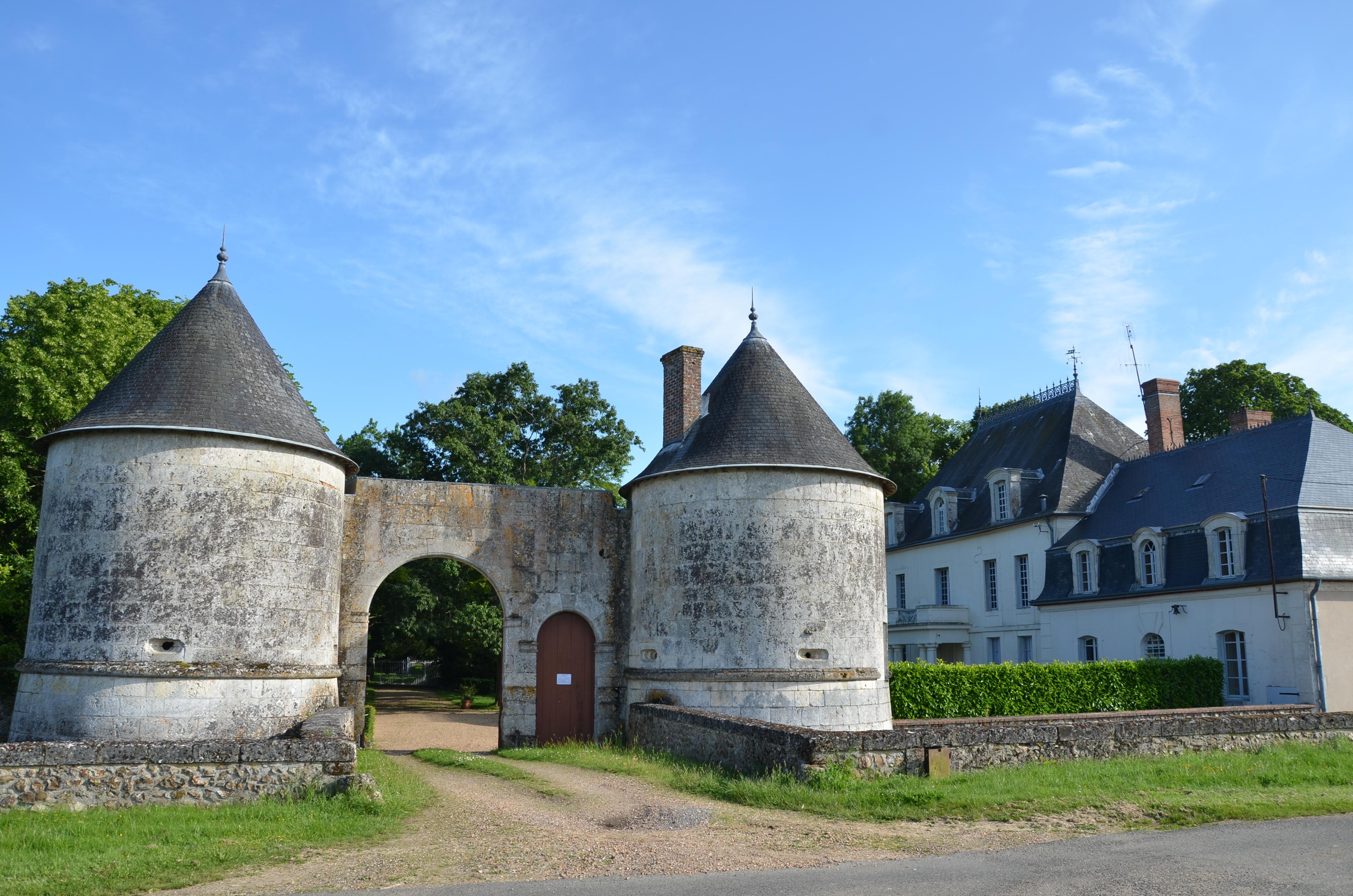 Office de Tourisme de Châteaudun - Touche Hersant
