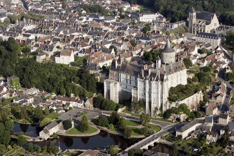© Patrick FORGET - www.sagaphoto.com - Château de Châteaudun