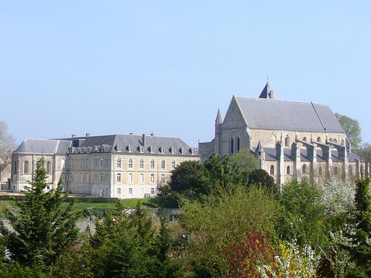 Office de Tourisme de Châteaudun. - La Madeleine et l'Hôtel-Dieu