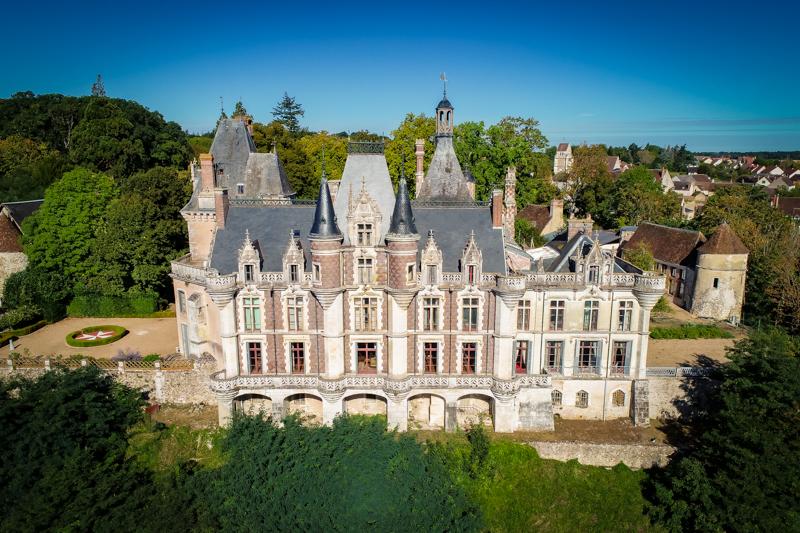 Nicolas SINGIER - Château de Montigny-le-Gannelon