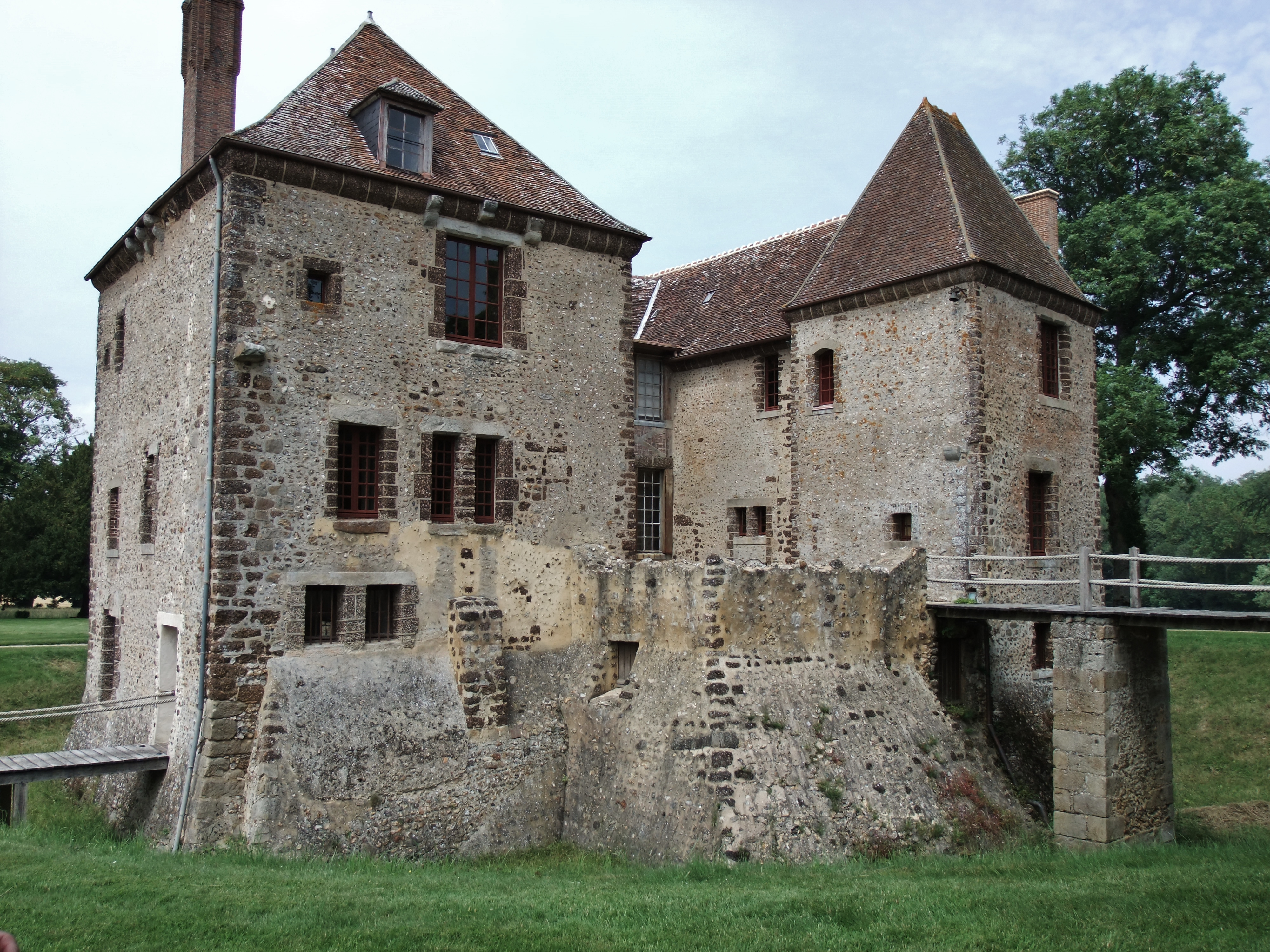 Château de la Gadelière - Château de la Gadelière
