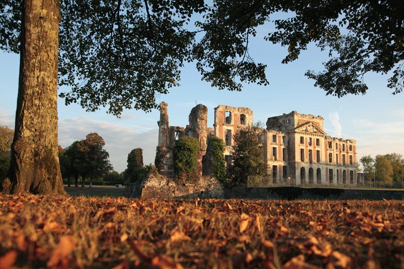 Patrick FORGET - www.sagaphoto.com - Parc du château de La Ferté-Vidame