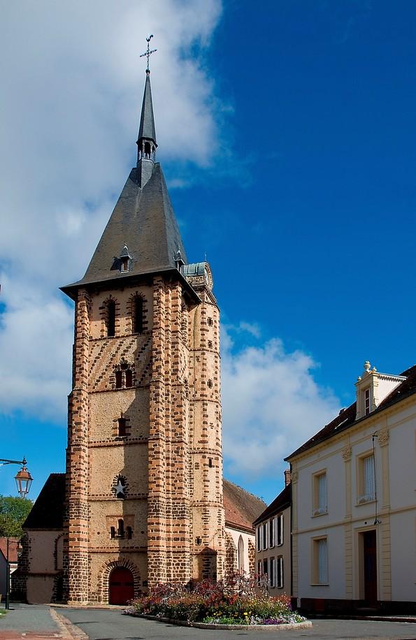 Visite de ville de Senonches - Visite de ville de Senonches