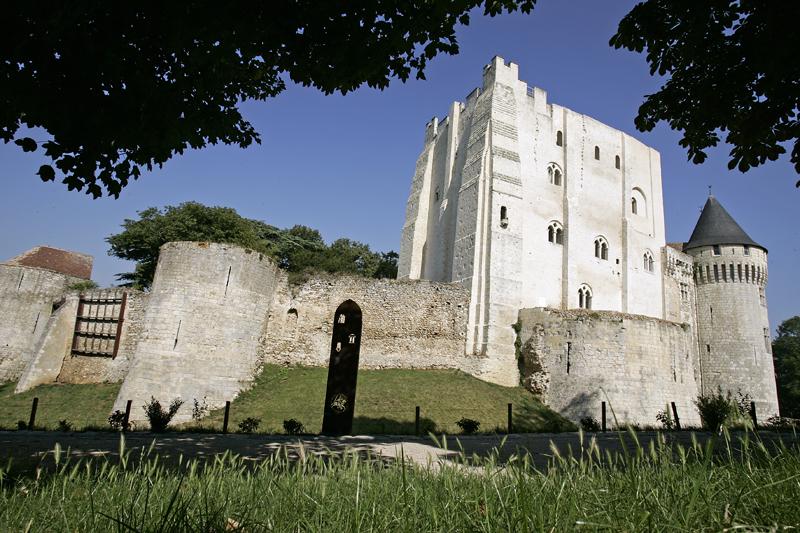 Patrick Forget - www.sagaphoto.com - Château de Nogent-le-Rotrou