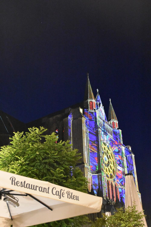 Le Café Bleu - Le Café Bleu