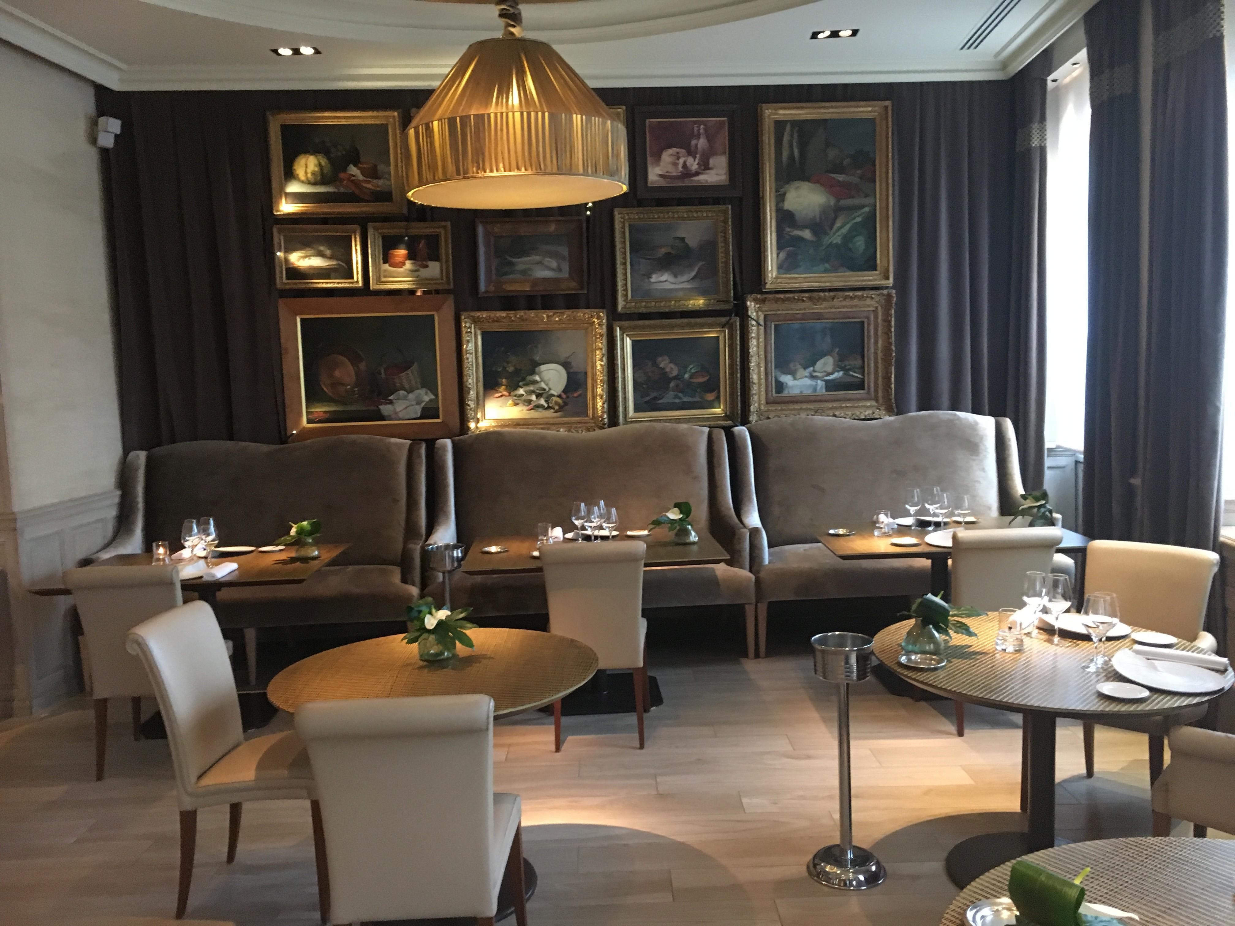 Restaurant le Georges - Grand Monarque - IMG_0727