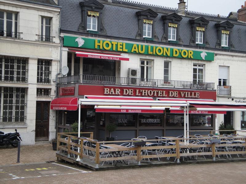 OT Nogent-le-Rotrou - Brasserie de l'Hôtel de Ville