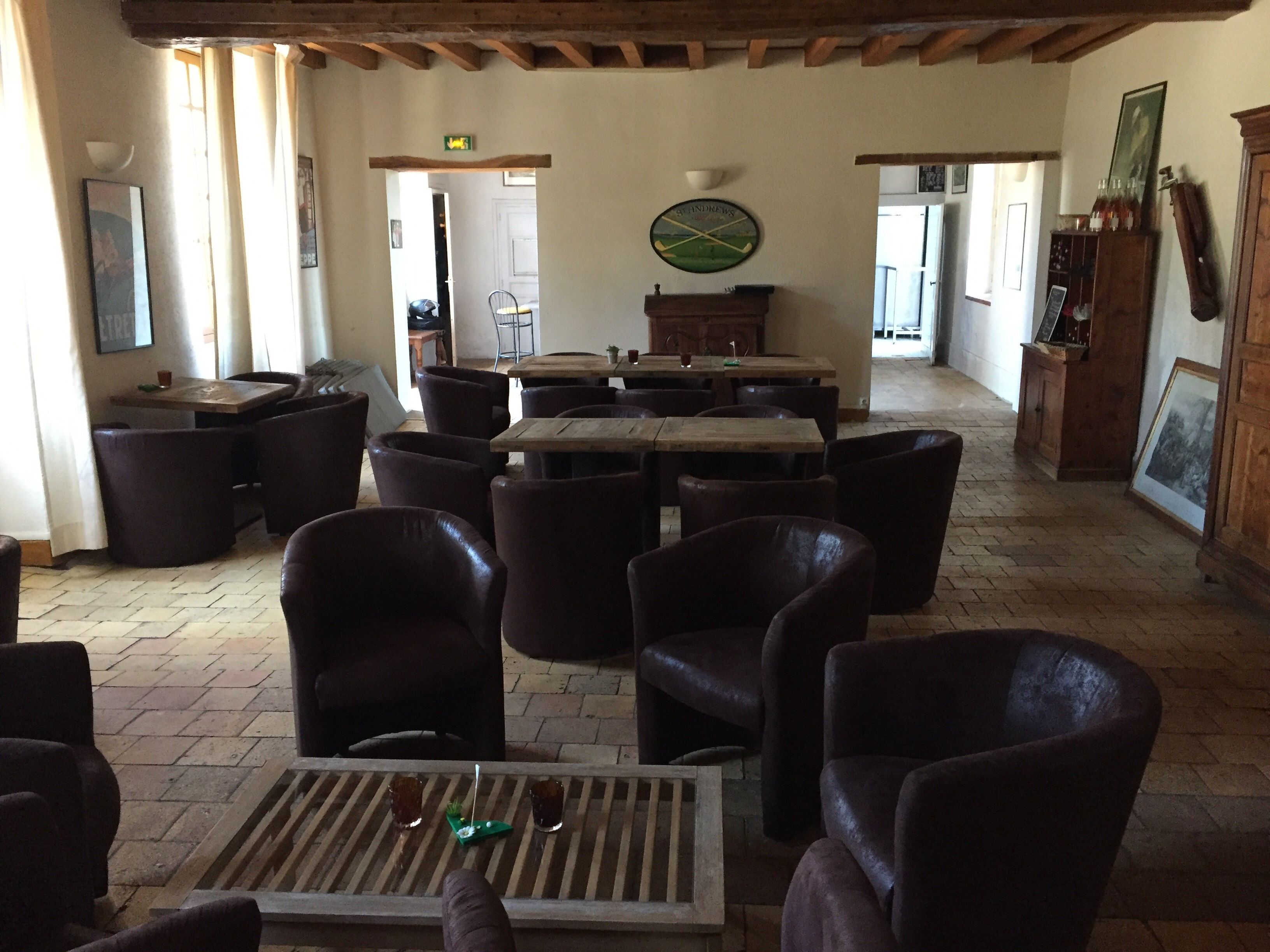 Office de Tourisme du Perche - restaurant golf du perche