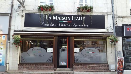 Office de Tourisme du Perche - La Maison Italie