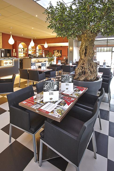 Restaurant Del Arte - Del arte Barjouville 152