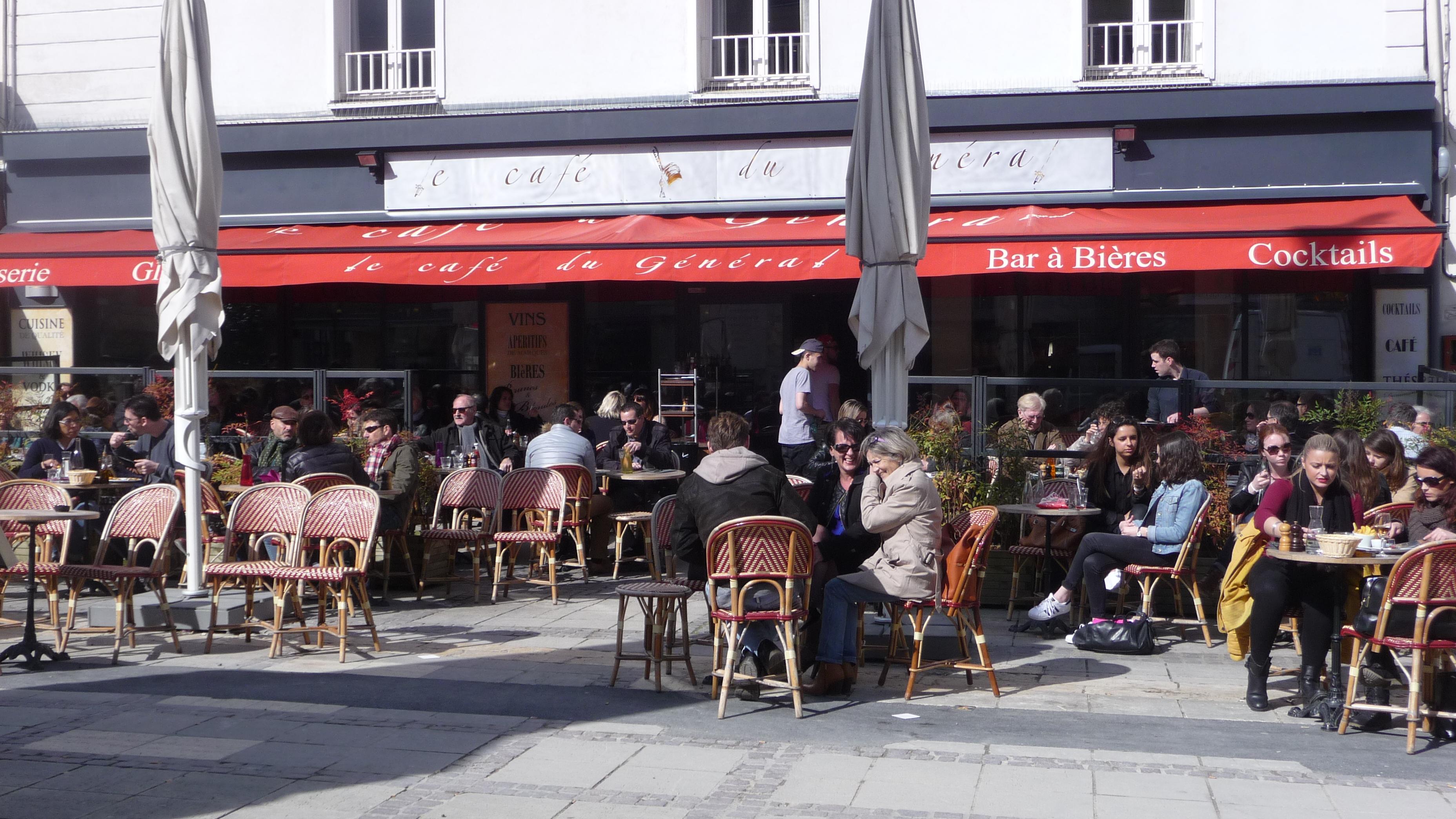 C Chartres Tourisme - Café du Général  - Café du général 2017
