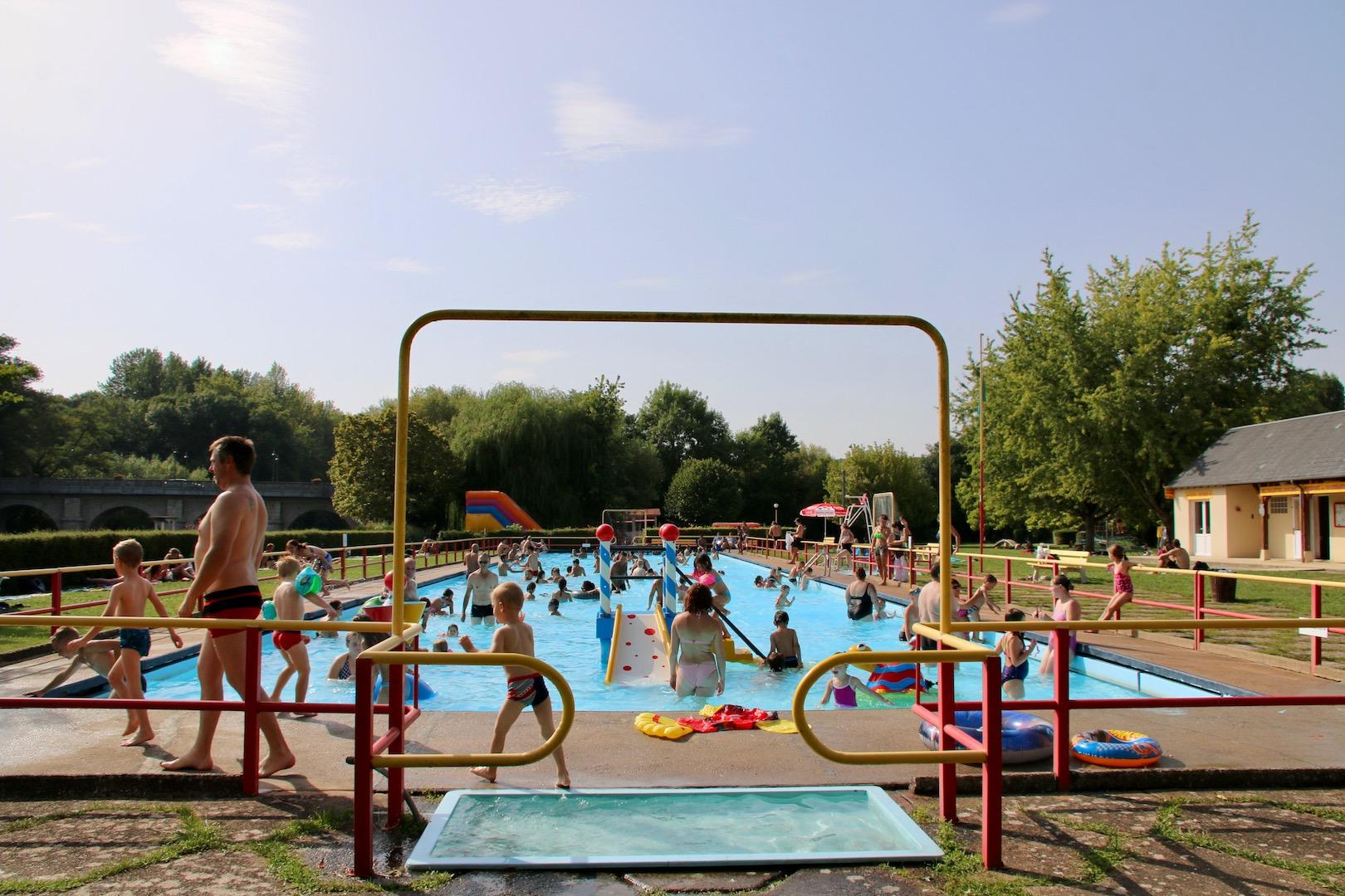 Base de plein air et de loisirs de Marboué - Base de plein air et de loisirs de Marboué