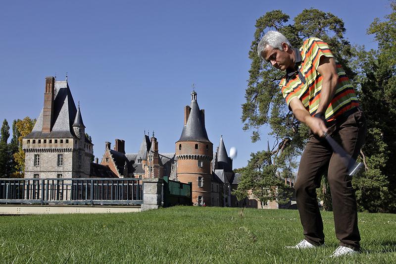 Patrick FORGET - www.sagaphoto.com - Golf du château de Maintenon