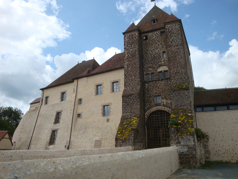 Château de Senonches - Château de Senonches