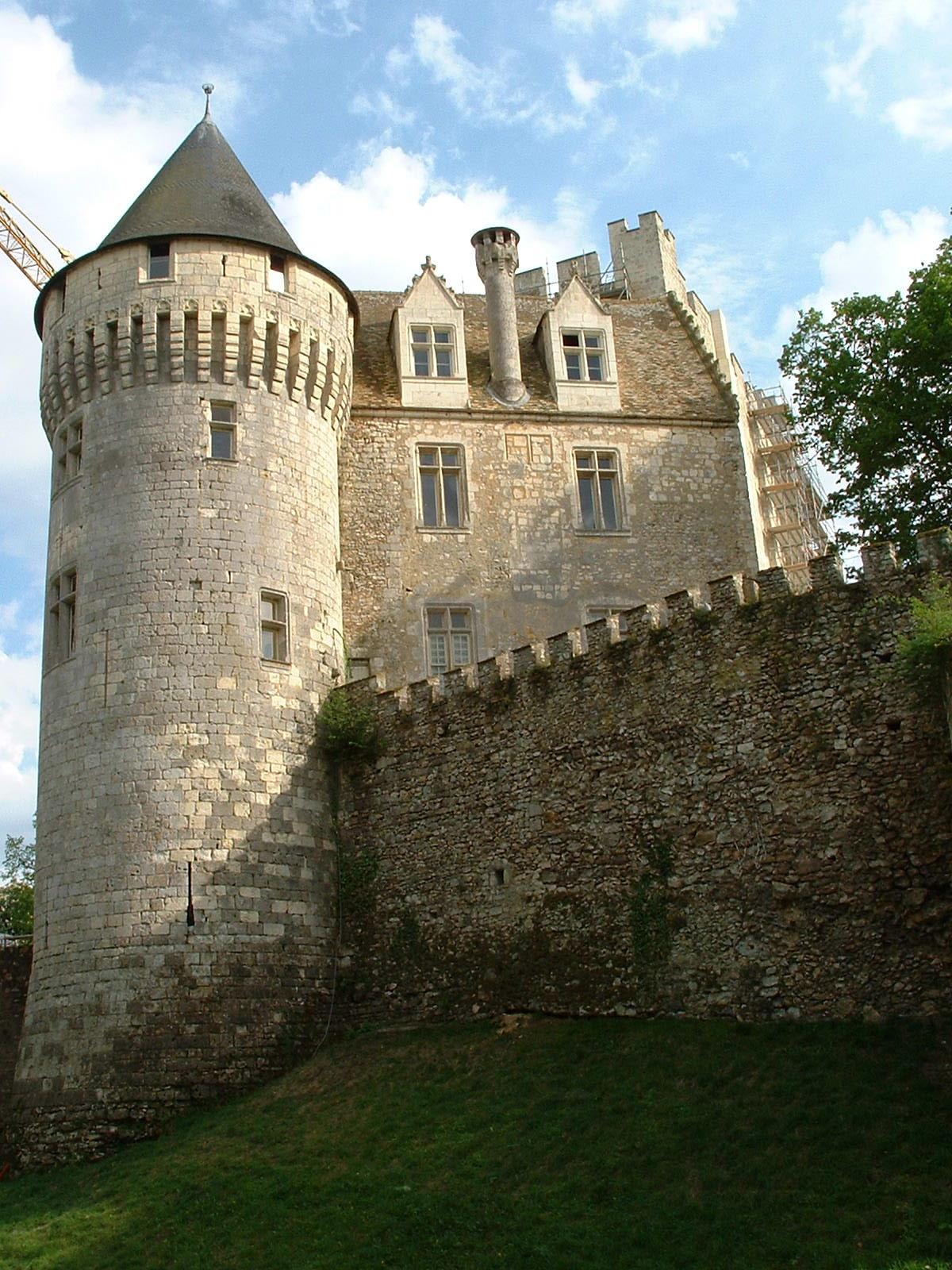 ADRT 28 - Musée-château Saint-Jean