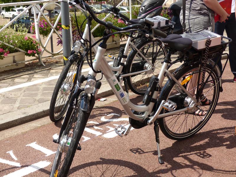 OT Nogent-le-Rotrou - Location de vélos électriques, VTC, VTT