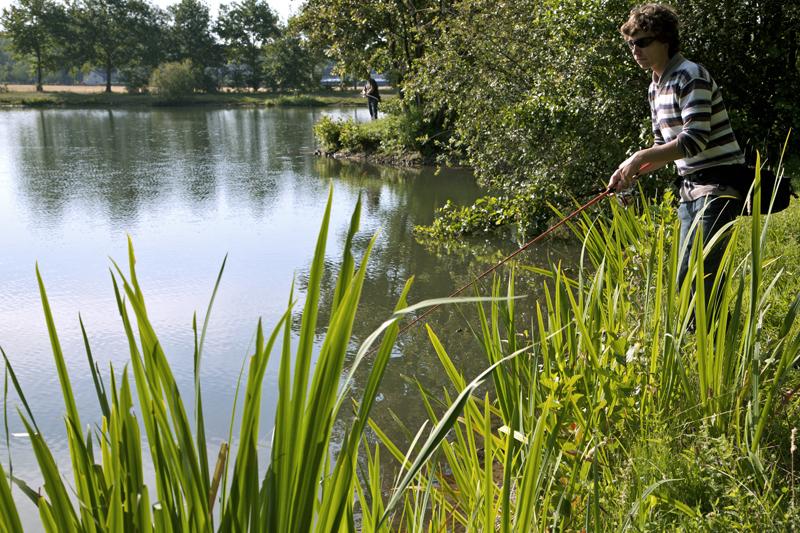 © Patrick Forget - www.sagaphoto.com - Plans d'eau de la Basse Plaine