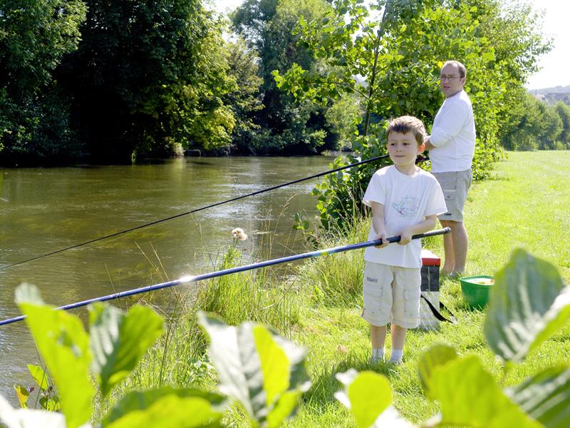 Fédération de¨Pêche d'Eure-et-Loir - Parcours no-kill sur l'Huisne