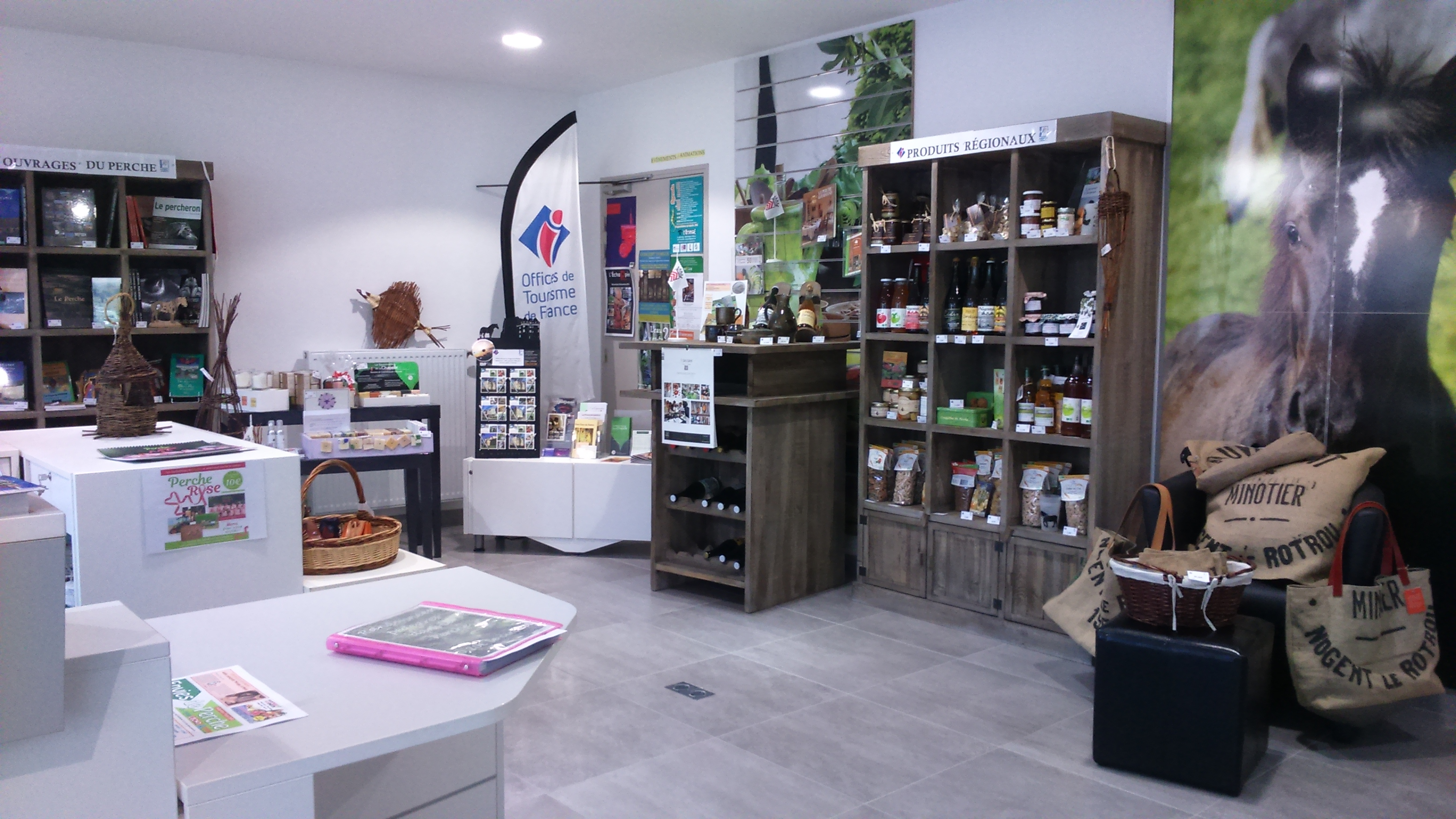 Office de Tourisme du Perche - Boutique de l'office de tourisme