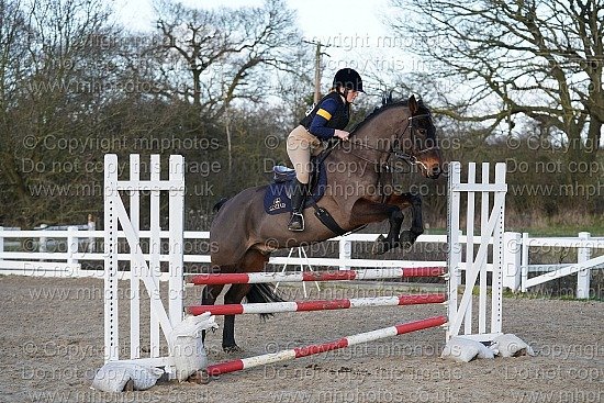 1 Feb 2020 - Showjumping & Eventers Challenge